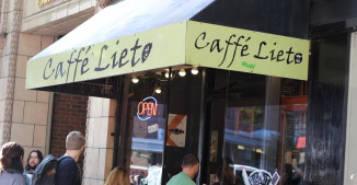 Brunch at Caffe Lieto