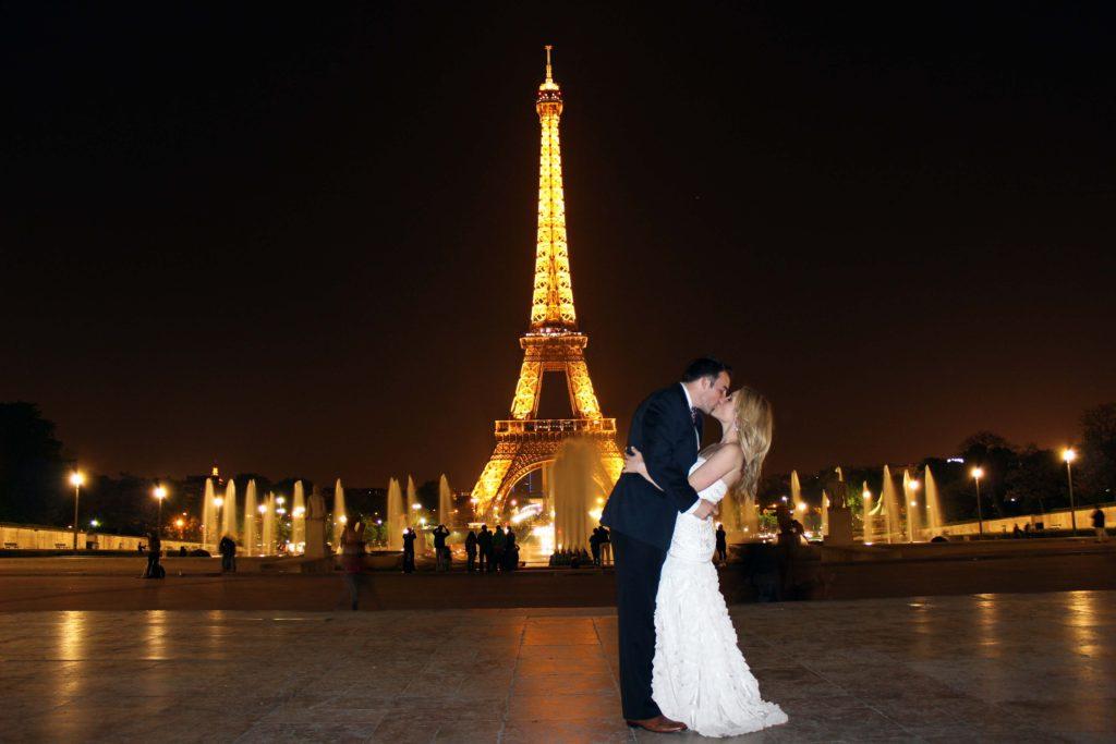 1st Anniversary in Paris