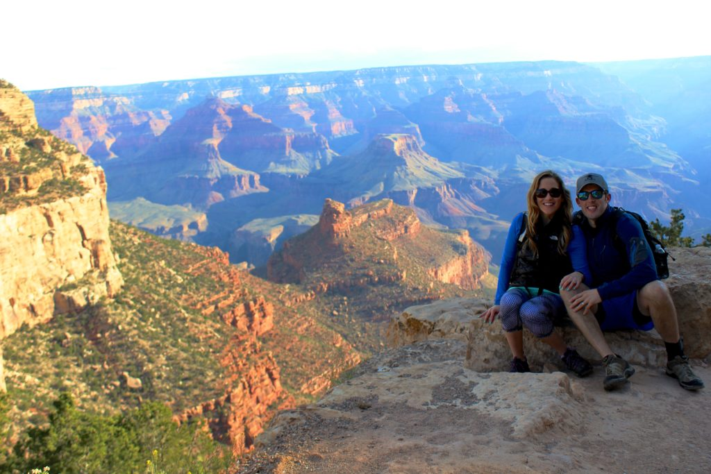 2nd Anniversary in the Grand Canyon