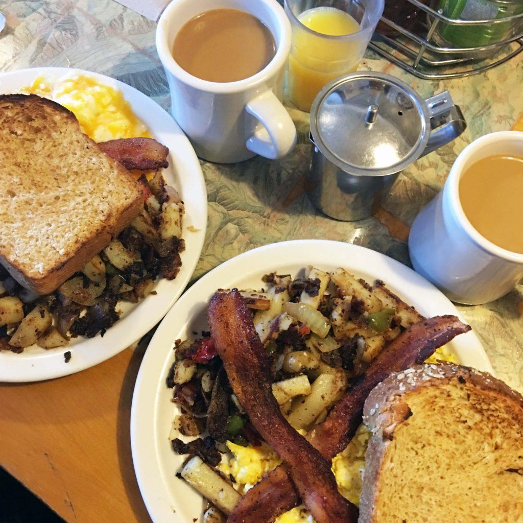 Roadhouse Breakfast