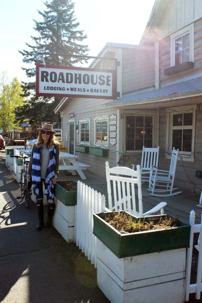 Roadhouse, Talkeetna, AK