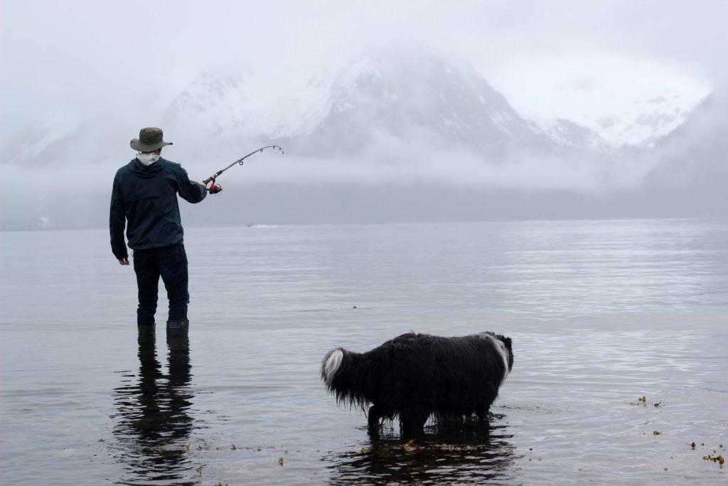 Fishing in AK