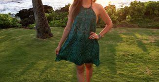 The Perfect Island Dress