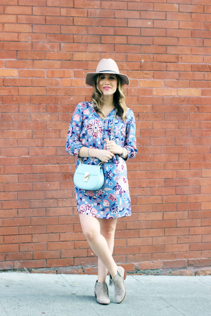 Perfect Summer to Fall Transition Dress
