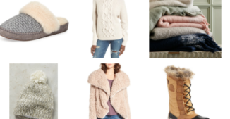 Cozy Winter Favorites