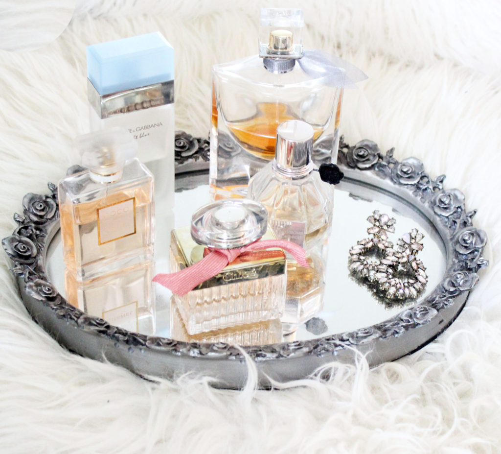 Playing {Perfume} Favorites